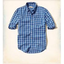 Camisa Hollister Hombre 100% Original