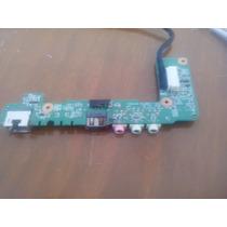 Puertos De Audio Y Usb Videoclassmate Pc Mod.mg101a7
