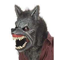 Disfraz Hombre Máscara De California Trajes De Hombre Lobo