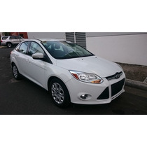Ford Focus 2012 Blanco