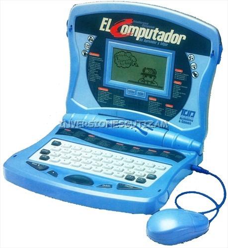 Computadora Juguete Para Ni Os 100 Funciones Laptop