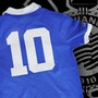 Camisa Corinthians Londres 1965 Azul (réplica)