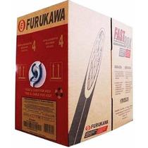 Cable Utp Furukawa Red Cat 5e Bobina 305mts Interior Cobre