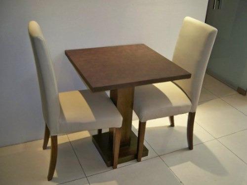 Mesas sillas y muebles para bar caf restautante - Mesitas de cafe ...