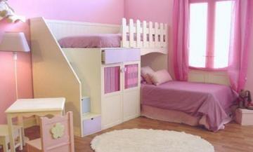 camas infantiles doble niosnias
