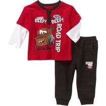 Conjunto Camisa Pans Disney Talla 6-9 Meses Envio Gratis