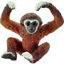 Miniatura De Filhote De Macaco Gibbons Schleich 14718