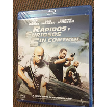 Rápido Y Furioso 5in Sin Control Vin Diesel Paul Walker Rock
