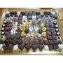 1 Kilo De Bombones De Chocolate Premium 45% Cacao Exquisitos