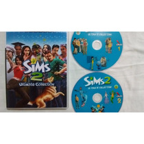 The Sims 2 Complete Colection Portugues Midia Fisica