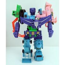 Transformers Construction Devastator