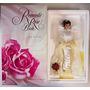 Juguete Rose Romántica Novia Porcelana Muñeca Barbie
