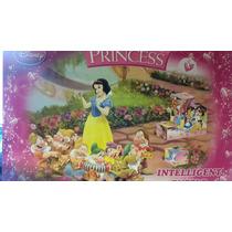 Juego Rompecabeza De Cubos Princesas Disney 6 En 1