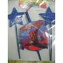 Velas De Cumpleaños Spiderman