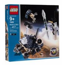 Lego 7469 Discovery Mission To Mars - Missão A Marte 417 Pç