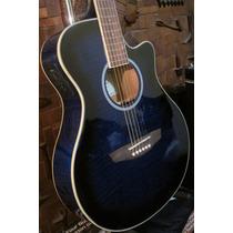 Guitarra Electroacustica Parquer Gac209mc Yamaha Apx Stock!