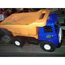 Juguete Camión De Tierra Mezcladoras Volteos Niño Bebe