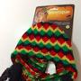 Disfraz Gato Petco Rockero Reggae Halloween