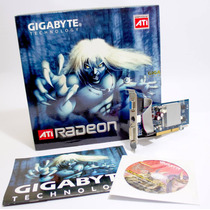 Placa De Video Agp Ati Radeon 9550 128mb 64 Bits (nova!!!)