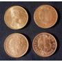 Gran Bretaña - 2 Pence - 1971 - 1999 - 2000 - 2004.