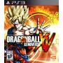 Dragon Ball Xenoverse Ps3 Original Nuevo Disco Físico