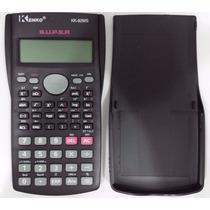 10 Calculadoras Kenko Cientifica Kk-82ms