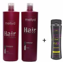 Progressiva Hair Brushing Mellyd 1000 Ml + Vip Tom Plex