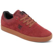 Tenis Calzado Hombre Caballero Crisis Fall 2016 Roj Dc Shoes