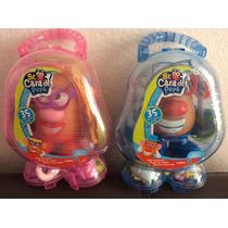 Pack De Sr Y Sra Cara De Papa C/ Accesorios Playskool Hasbro