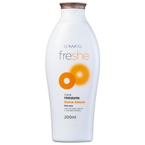 Lowell Freshe Dolce Amore Creme Hidratante 200ml Blz