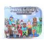 Carteira Minecraft Infantil Menino Creeper Vários Modelos