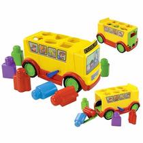 Ônibus Didático - Formas Geométricas