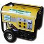 Grupo Electrogeno Generador 5,5kva Arr Electrico Ruedas 13hp