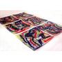 Platos De Vidrio 21,23, 25 Y 27cm Diseños Varios Vitrofusión
