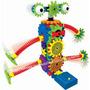 Juego Wacky Robot Armar Didactico Motorizado / No Meccano
