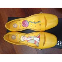 Melissa Pequeno Príncipe + Adanna Amarela Nº35