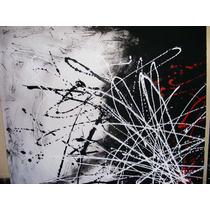 2 Cuadros Abstractos (dipticos)