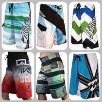Kit 10 Bermuda Shorts Tactel Surf Praia Frete Grátis Atacado