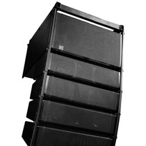 Line Array Beta Three 600w Ativo Bumper 1 Sub 4 Caixas Af