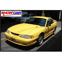 Showcar. Mustang Gt 1995. Aut, Ve, A/c, Cd, Ra. Motor V 8