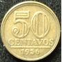 Brasil - 50 Centavos Año 1956..................... Blamanan