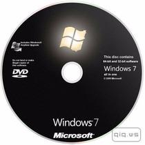 Cd De Formatação / Instalação Wind©ws 7 32/64 Bits
