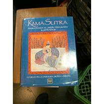 Libro Kamasutra Ilustrado Literatura Erotica Oriental La Pla