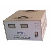 Svc-10000 / Estabilizador De Tensão 10kva 150 ~ 250vac