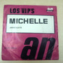 Los Vips Michele The Beatles Simple C/tapa Argentino