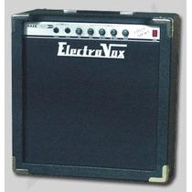 Amplificador Equipo P/ Bajo Electrovox 40w Basstech Decoud