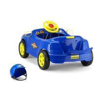 Carro Infantil Mercedes A Pedal Polícia Rodoviária Homeplay