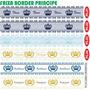 Adesivo Infantil Faixa Border Principe Quarto Menino Bebe