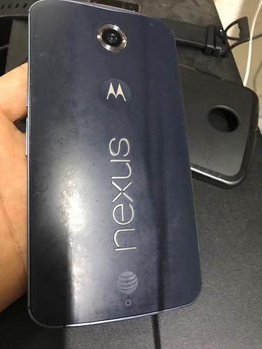 Nexus 6 Libre Con Display No Da Imagen - $ 1,799.00 en Mercado Libre