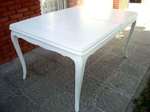 Mesas de comedor antiguas restauradas mesa escritorio - Mesas de comedor restauradas ...